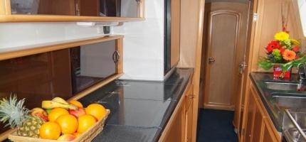 Purrfection-Seawind-1160-kitchen