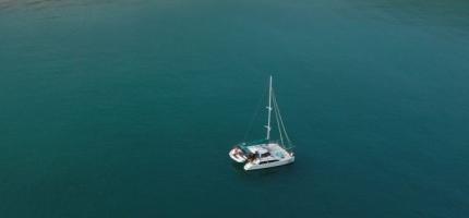 DOUBLE-BARREL-–-32′-Sailing-Catamaran-2
