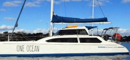 ONE-OCEAN-–-32'-Sailing-Catamaran3