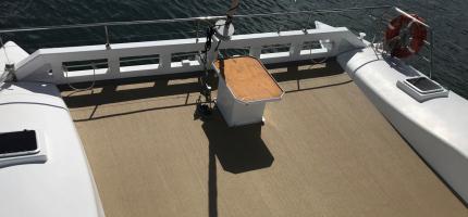 Rum-Runner-deck