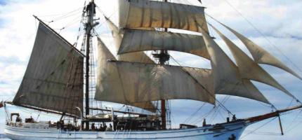 SOREN-LARSEN-–-130′-Tall-Ship-1949-1