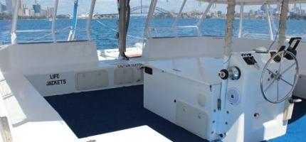 TIGER-II-–-35′-Seawind-Catamaran-–-NYE2